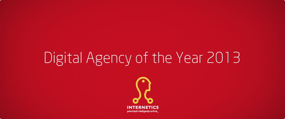 Interactive Agency of the Year 2013
