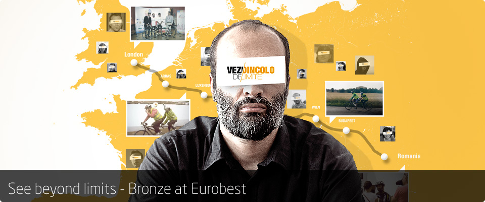 See Beyond Limits - Bronze at Eurobest